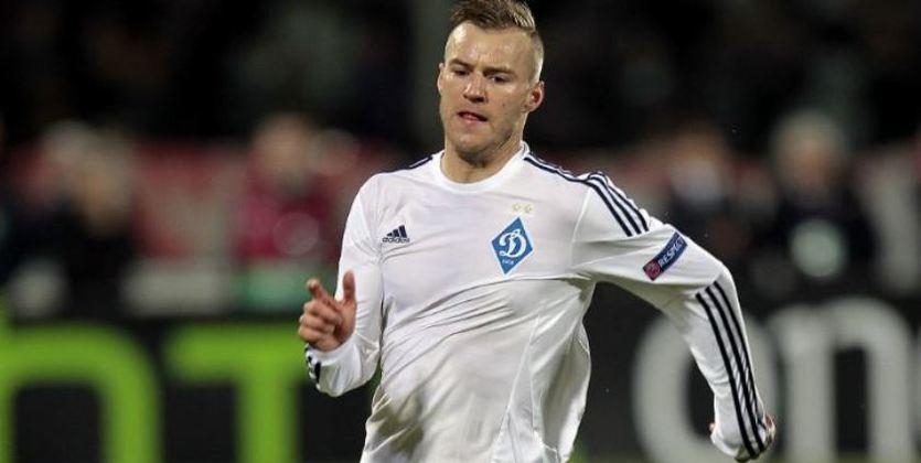 Ярмоленко пропустит матч с«Бенфикой»