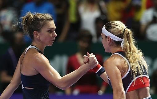 WTA Finals. ��������� ������� �����