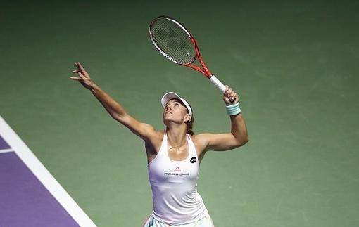 WTA Finals. ������ ������ ��� ����������
