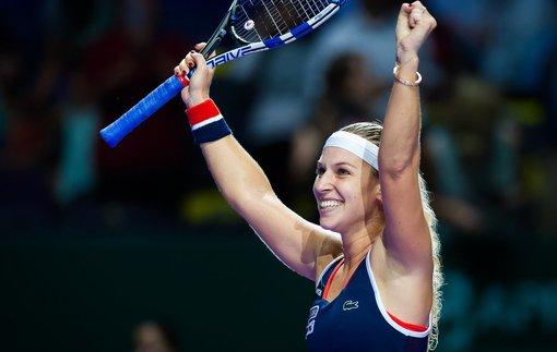 WTA Finals. ��������� - �����. ����� �����