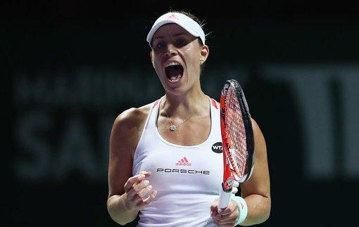 WTA Finals. ������ - ���. ����� �����
