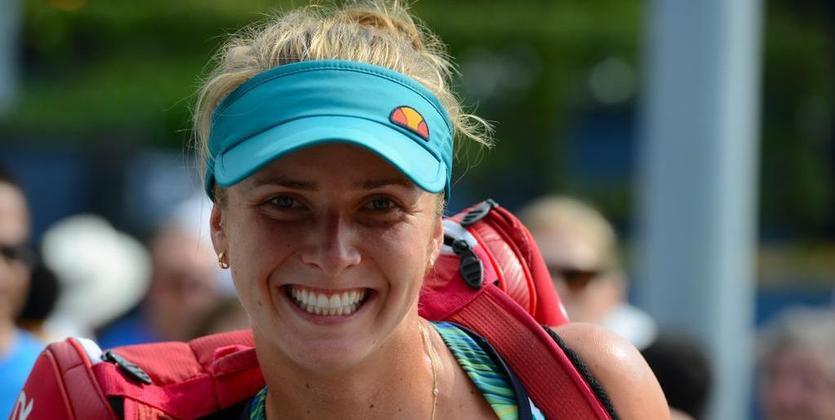 Украинка Свитолина вышла вфинал итогового теннисного турнира вКитайской республике