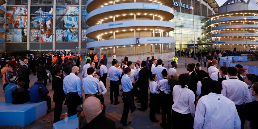 Прогноз матча Манчестер Сити— Барселона 1ноября