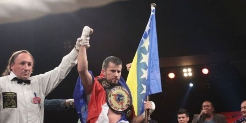 Александр Усик сразится сбоснийским панчером Дамиром Бельйо