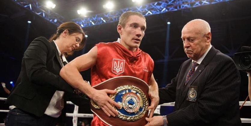 Малиновский вошел втоп-10 боксеров Украинского государства - BoxRec