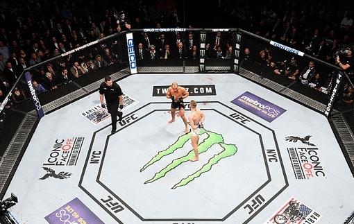Бой Макгрегора и Альвареса принес рекордный доход UFC
