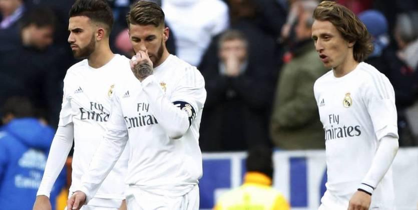 Рамос возвращается всостав Реала