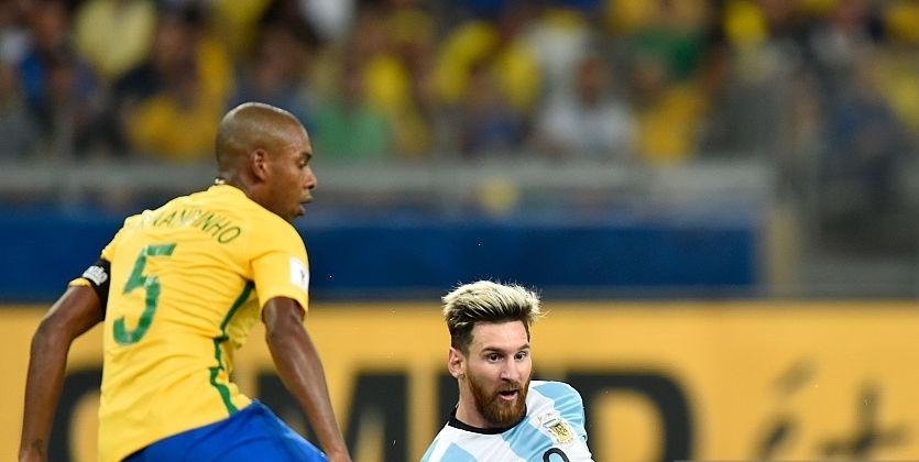 Бразилия одержала шестую победу подряд вотборочном турнире