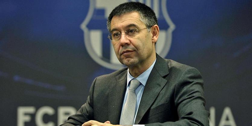 Бартомеу уверен, что Месси закончит карьеру в«Барселоне»