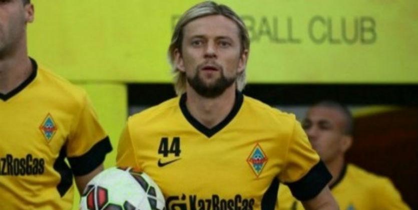 Тимощук покинулФК «Кайрат» всвязи систечением срока договора