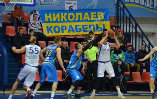 БИПА в овертайме победила Николаев