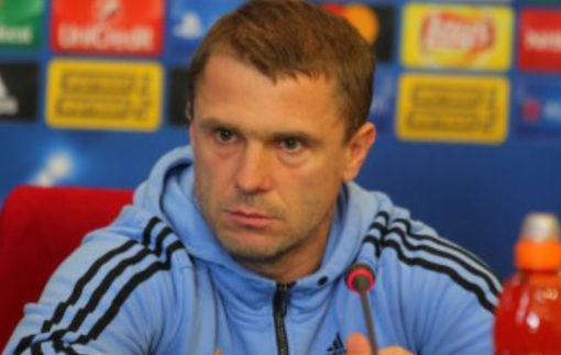 """Ребров: """"Важно с первых минут выдержать натиск и играть в свой футбол"""""""