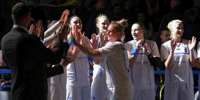 Баскетбол. Женская сборная Украины сенсационно обыграла Сербию