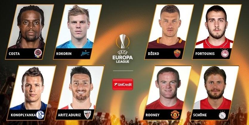 Кокорин претендует название игрока тура вЛиге Европы