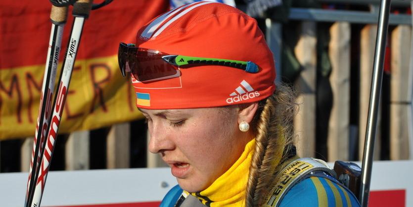 Норвегия выиграла смешанную эстафету напервом этапеКМ побиатлону