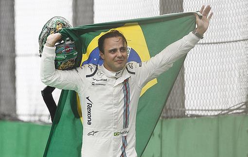 Формула-1. Уильямс подарит Массе его болид