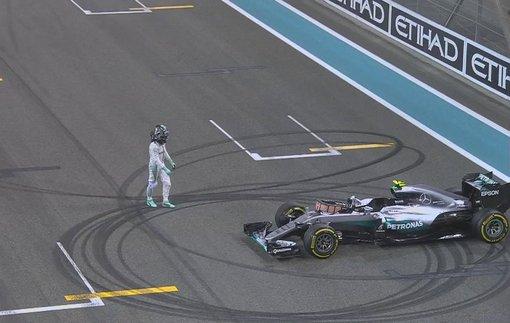 Формула-1. Росберг — чемпион Формулы-1 2016!
