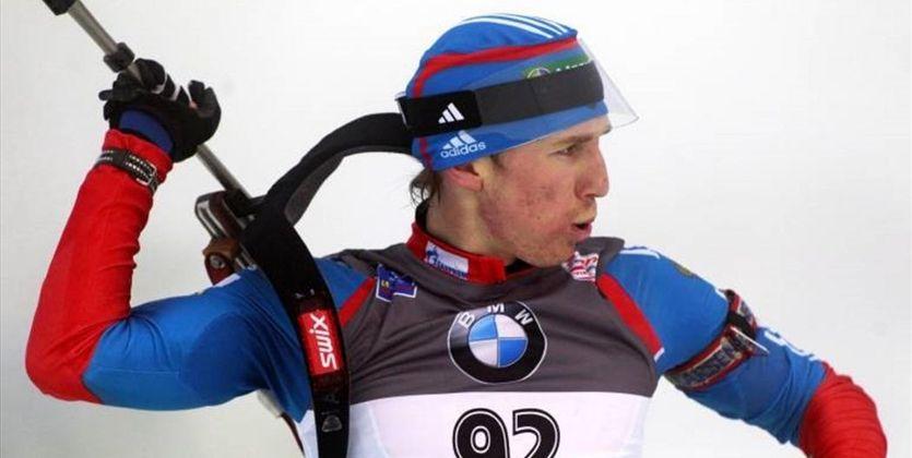 Россия запретила своему биатлонисту выступать засборную Украины