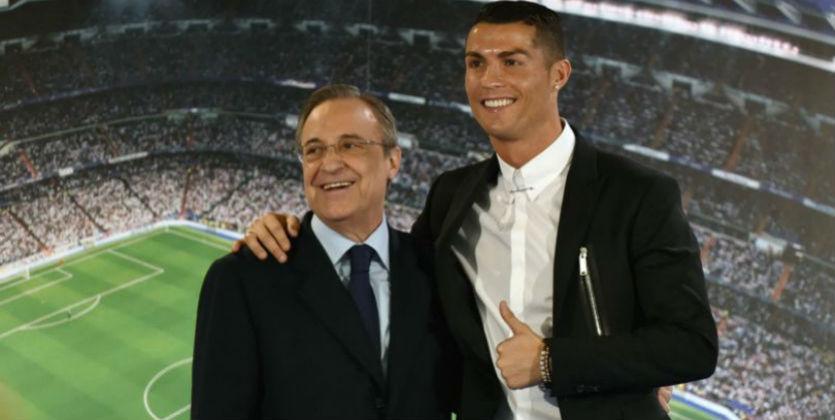 Marca: В2003-м году Роналду мог стать игроком «Барселоны»