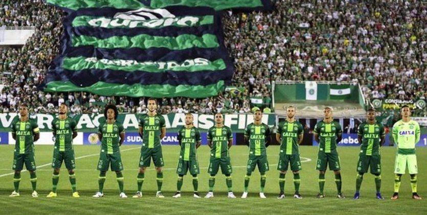Футбольный клуб «Шапекоэнсе» объявят победителем Южноамериканского кубка
