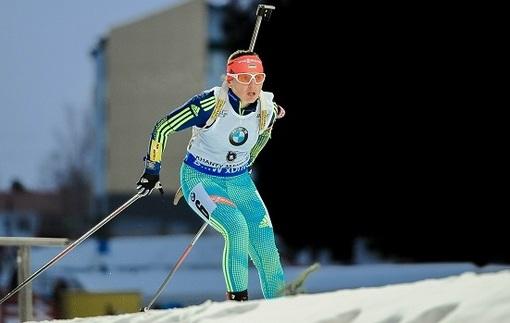 Шесть украинок стартуют в спринтерской гонке в Остерсунде