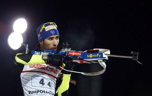 Биатлон. Эстерсунд. Россияне триумфуют в гонке преследования