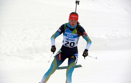 Две украинские биатлонистки могут