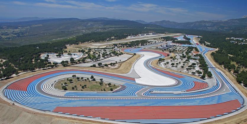 Формула-1. Официально. Гран-при Франции вернется в 2018 году