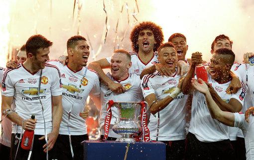 Жеребьевка Кубка Англии: МЮ сыграет с Рэдингом, Ман Сити с Вест Хэмом