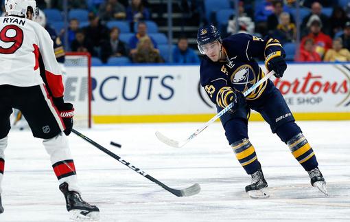 НХЛ. Ристолайен - первая звезда игрового дня