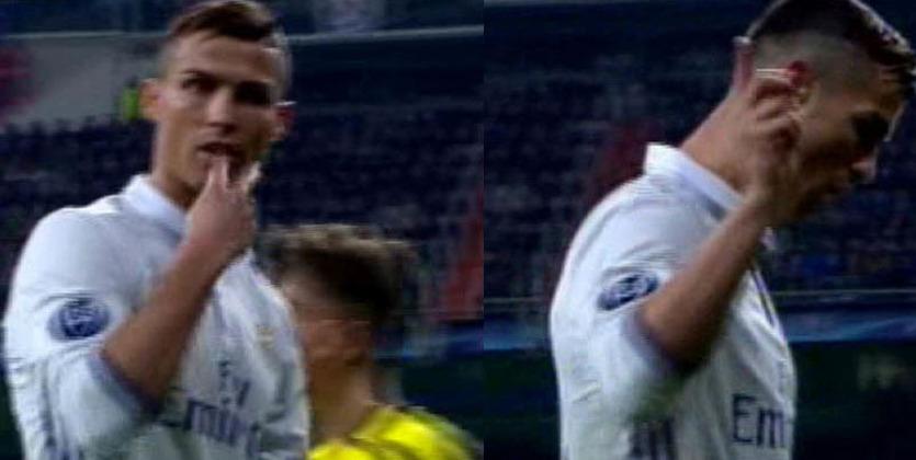 Криштиану Роналду, нападающий «Реала» исборной Португалии, стал обладателем «Золотого мяча»