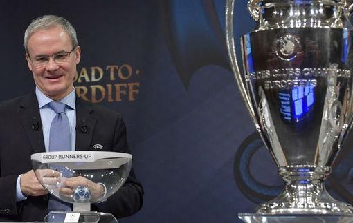 ЛЧ: Реал протестирует Наполи, ПСЖ сыграет с Барселоной, Бавария — с Арсеналом