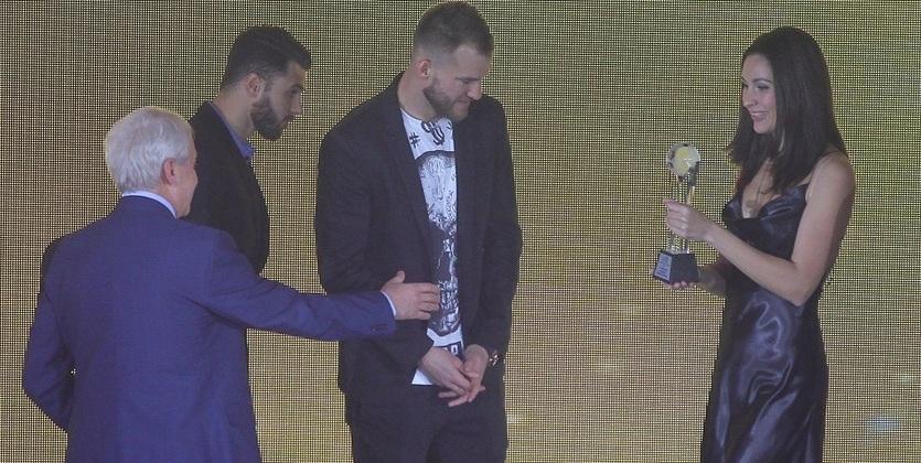 Коваленко— лучший молодой футболист года вгосударстве Украина