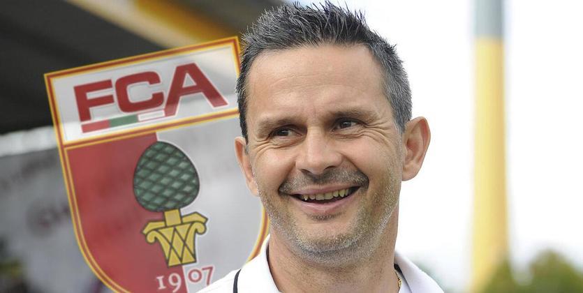 Дирк Шустер уволен споста основного тренера Аугсбурга