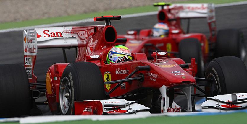 Формула-1. Приказ пропустить Алонсо уничтожил карьеру Массы