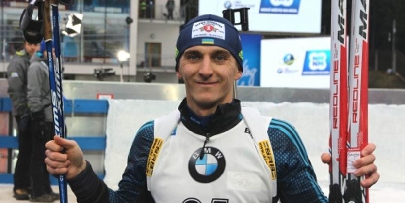 Дмитрий Пидручный— пятый вмасс-старте наэтапеКМ вНове место