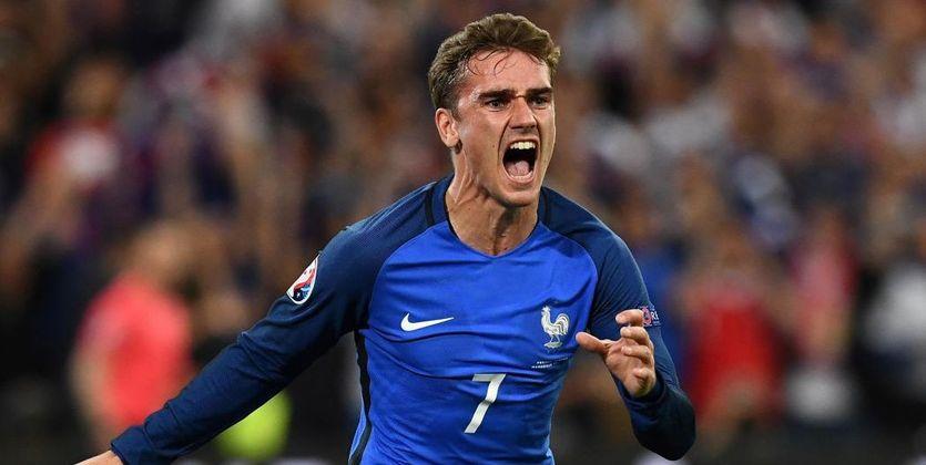 Лучший футболист Франции Гризманн готов переехать вСША