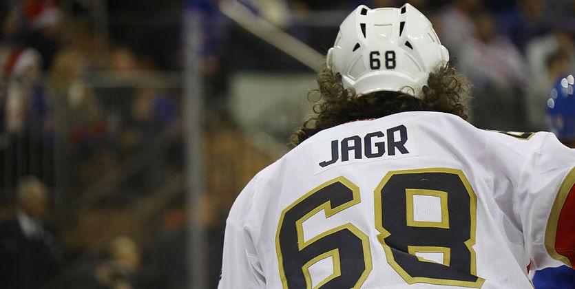 Ягр вышел на 2-ое место вистории НХЛ понабранным очкам