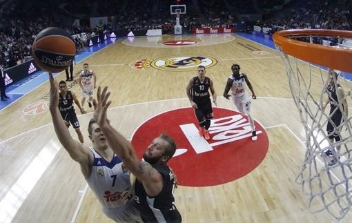 17-летний Дончич - MVP тура Евролиги