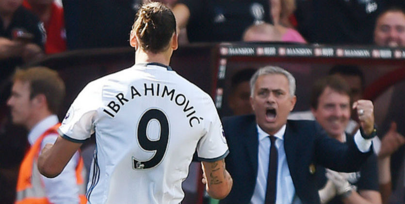Ибрагимович может войти втренерский штаб «Манчестер Юнайтед»