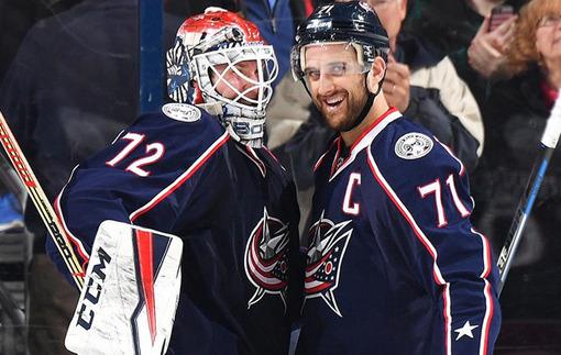 НХЛ. Коламбус и Миннесота продолжают невероятные победные серии