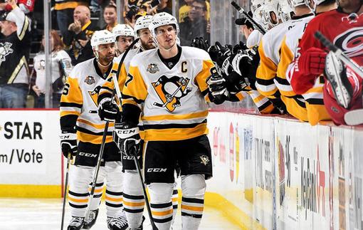 НХЛ. Очередная победа Питтсбурга, 9 шайб Сент-Луиса и Филадельфии