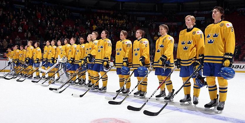 МЧМ-2017. Волевая победа Швеции над Финляндией