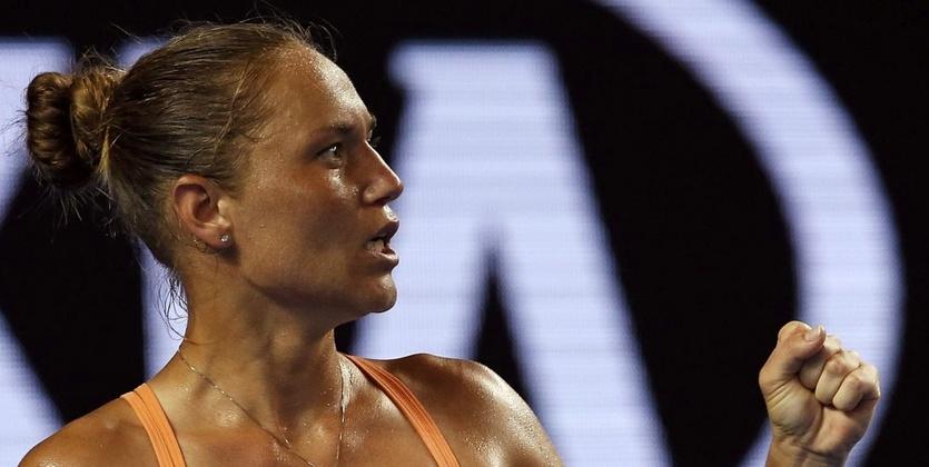 Козлова иБондаренко начали спобед турнир WTA вАвстралии