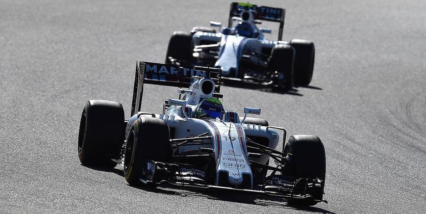 Формула-1. Итоги сезона: Уильямс — очередной провал