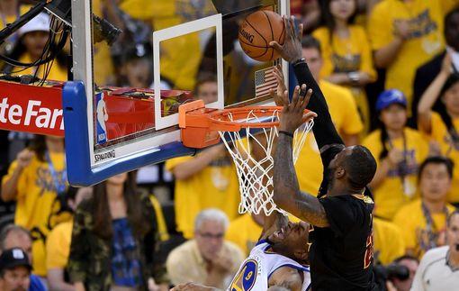 НБА. Доминация ЛеБрона в топ-100 моментов 2016-го