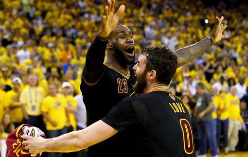 НБА. Лучшие действия ЛеБрона в ушедшем году