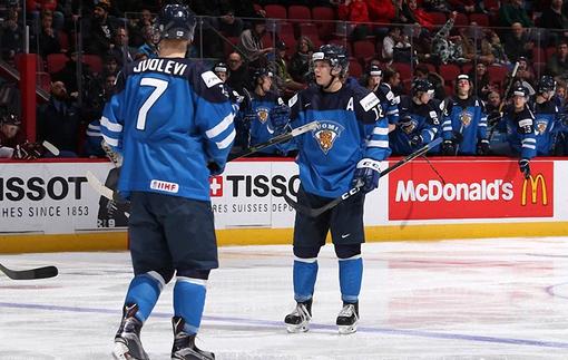 МЧМ-2017. Финляндия сохраняет прописку в элитном дивизионе