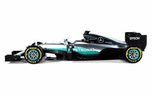 Формула-1. Мерседес представит машину 23 февраля