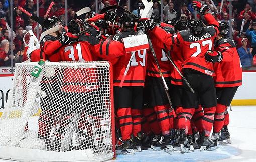 МЧМ-2017. Канада уверенно прошла в финал